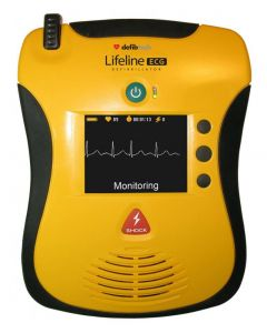 Defibtech AED Lifeline View ECG halfautomaat