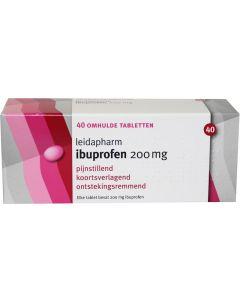 Ibuprofen tabletten 200mg