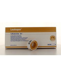 01 - fixatiepleister-leukopor-1-25cmx5m