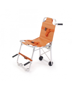 Draagstoel/rolstoel model FW 42 oranje