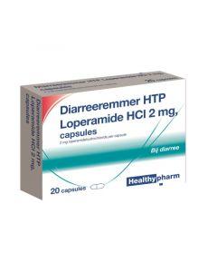 Diarreeremmer Loperamide 2mg