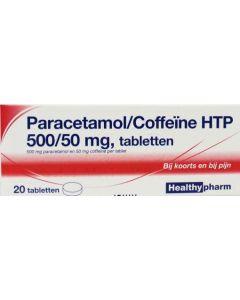 Paracetamol met coffe?»ne