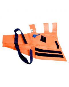 Vacuumspalk standaard set Germa in tas oranje