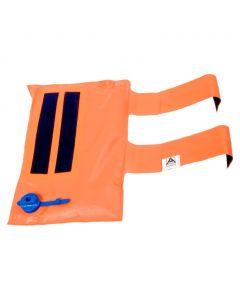 Vacuumspalk arm of pols Germa kind oranje