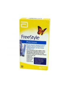 Teststrips glucose FreeStyle Preciscion 50 stuks