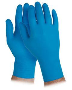 Handschoenen nitril per paar maat L