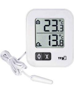 Thermometer min max TFA Dostmann wit