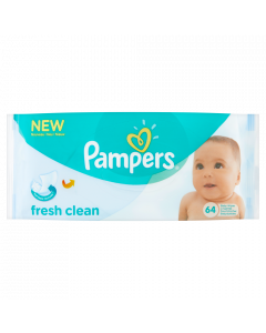Billendoekjes Pampers Fresh navulling