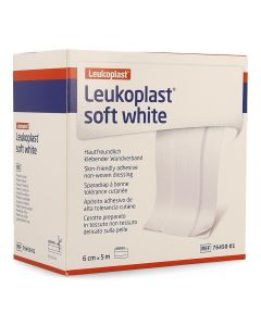 Leukoplast wondpleister 6cmx5m