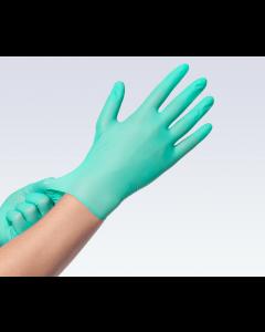 Handschoen nitril premium PV Comforties XS groen
