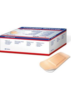 Leukoplast wondpleister waterafstotend 2,8x7,2cm