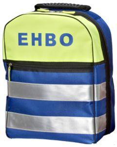 EHBO Rugtas Kobaltblauw - gevuld