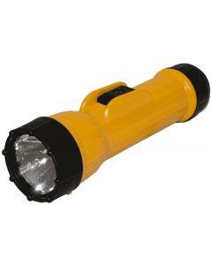 Zaklamp Brightstar 2618 LED geel