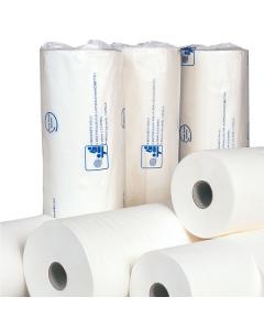 Onderzoeksbankpapier 59cmx150m wit