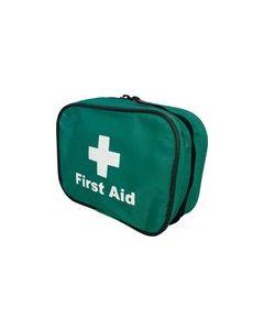 Tasje First Aid groen
